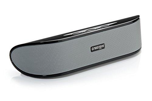cabstone soundbar 6w stereo lautsprecher f r pc tv und. Black Bedroom Furniture Sets. Home Design Ideas